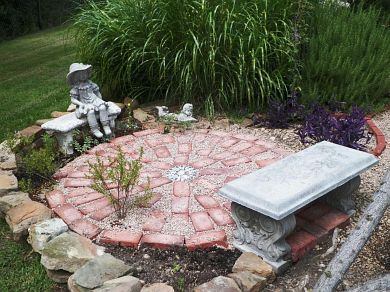Ashley Deal Memorial Garden